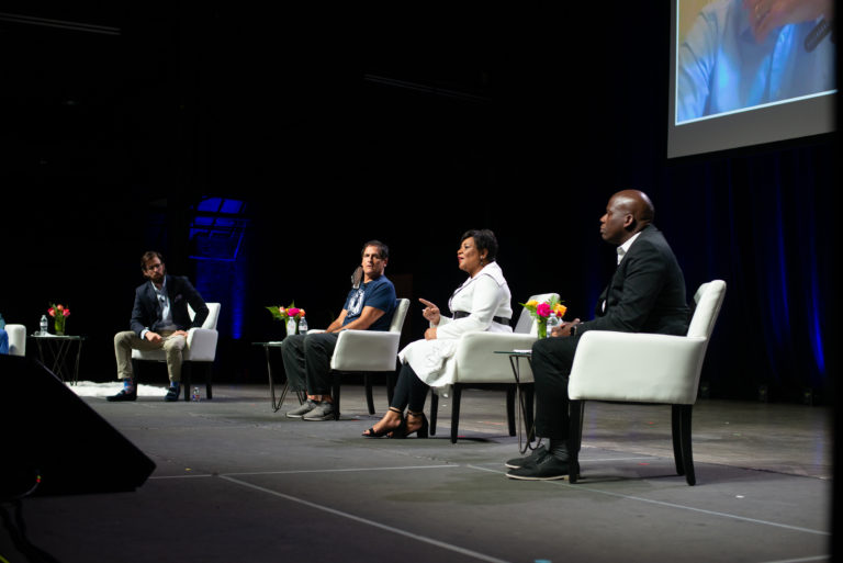 Read more about the article CBS DFW – Mark Cuban Joins Local, National Leaders To Discuss Racism, Defunding Police