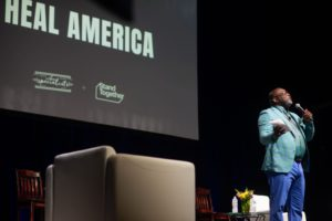 """Minnesota Reformer – """"Heal America Tour"""" shows divisions in police reform movement"""